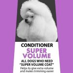 MD10 Collection Professional Dog Grooming Shampoo